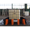 2160 L EXFLO compact sulankstomas išsiliejimo padėklas