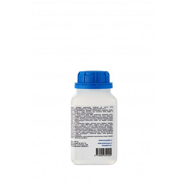 Biocidinis Kuro Priedas GAZOL BPK 0,5L