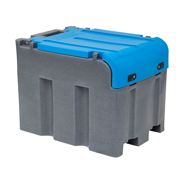 Fortis Box mobili AdBlue talpa 400 L 12 V (su skaitmeniniu srauto skaitikliu)