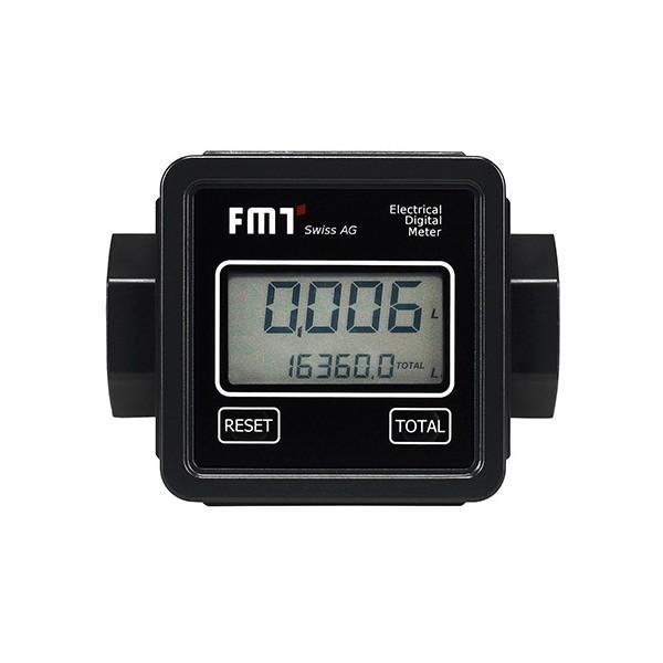 FMT skaitmeninis dyzelino srauto skaitiklis (turbininis)