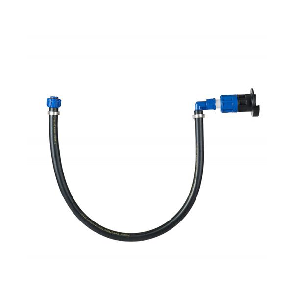 FMT AdBlue siurbimo rinkinys su srauto skaitikliu, įmontuotas į plokštę  (IBC konteineriams)