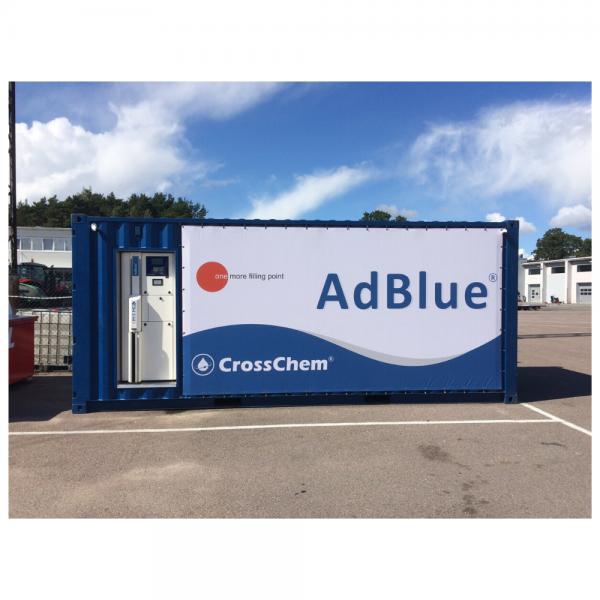 AdBlue (karbamido tirpalas) 32.5% konc. 210L