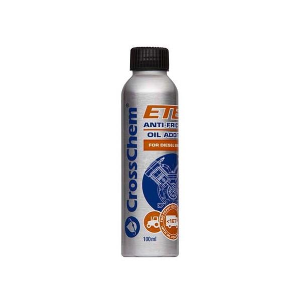 Antifrikcinis tepalo priedas ETEX dyzeliniams varikliams iki 25 L (100 ml)
