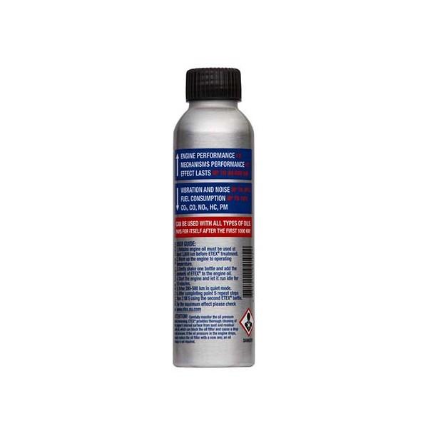 Antifrikcinis tepalo priedas ETEX dyzeliniams varikliams nuo 40 L (100 ml)