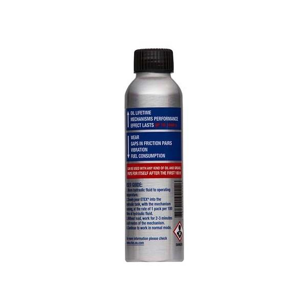 Antifrikcinis tepalo priedas ETEX hidraulinėms sistemoms iki 100 L (100 ml)