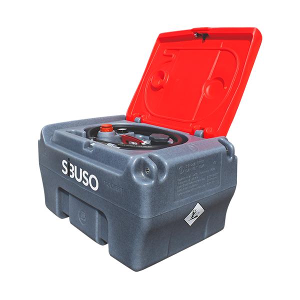 SIBUSO vienasienė mobili kuro talpa 200 L CLASSIC MC200