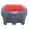SIBUSO vienasienė mobili kuro talpa 450 L CLASSIC MC450