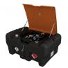 CEMO mobili bendzino talpa 330 L su elektriniu ATEX standartų siurbliu 12V, 25L/min