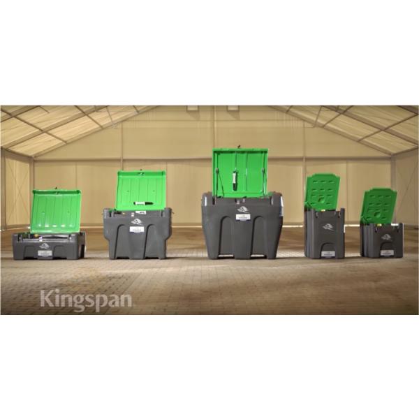 Kingspan TruckMaster 300L 12V mobili dyzelino talpa
