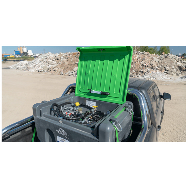 Kingspan TruckMaster 900L 12V mobili dyzelino talpa