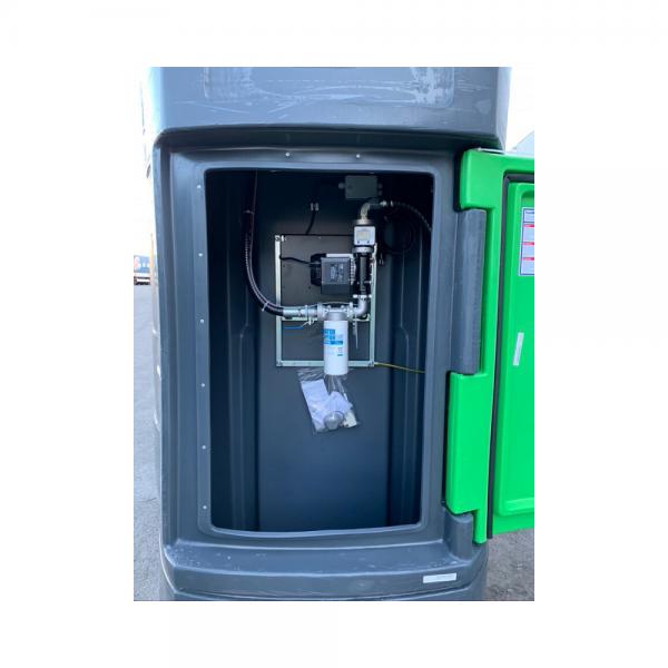 Kingspan FuelMaster kuro talpa 9000 L