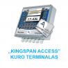 Kingspan BlueMaster PRO 5000L dvisienė AdBlue talpa