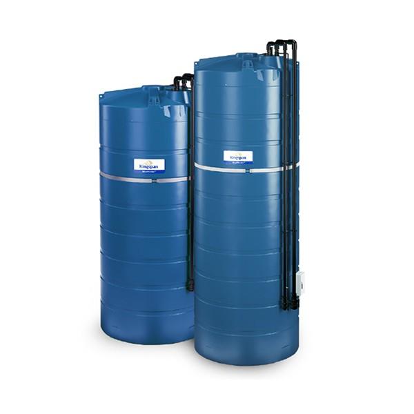 Kingspan BlueMaster 25 000 L AdBlue saugojimo ir išpilstymo talpa (dvisienė)