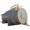 40 000L 2900mm skersmens dvisienė antžeminė EKONSTAL kuro talpa